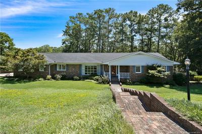 Fayetteville Single Family Home For Sale: 318 Andover Road