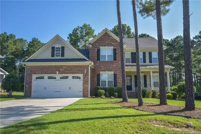 Harnett County Single Family Home For Sale: 323 Rolling Pines Drive