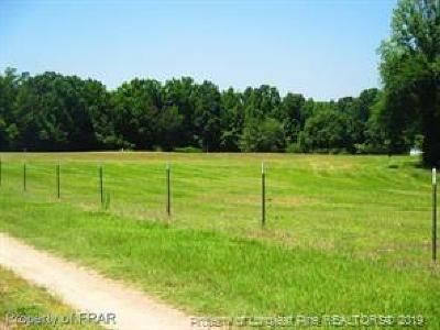 Harnett County Residential Lots & Land For Sale: Circle T Drive