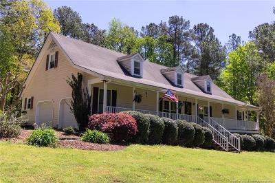 Harnett County Single Family Home For Sale: 2781 Kipling Road