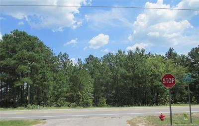 Harnett County Residential Lots & Land For Sale: W Nc 27 Highway