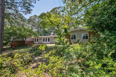 Fayetteville Single Family Home For Sale: 103 Starmount Drive