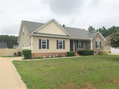 Hope Mills Single Family Home For Sale: 4526 Storm Cat Lane