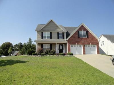 Harnett County Single Family Home For Sale: 181 Culpepper Road