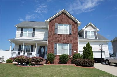 Harnett County Single Family Home For Sale: 28 Archer Drive Drive