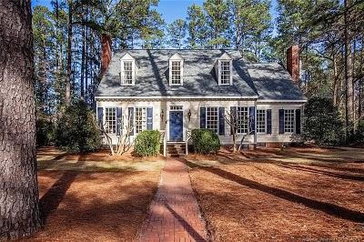 Fayetteville Single Family Home For Sale: 306 Farley Place