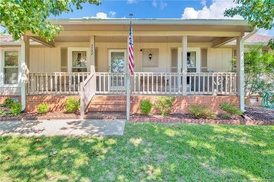 Hope Mills Single Family Home For Sale: 5748 Trevino Street