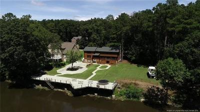 Harnett County Single Family Home For Sale: 1040 Keith Hills Road