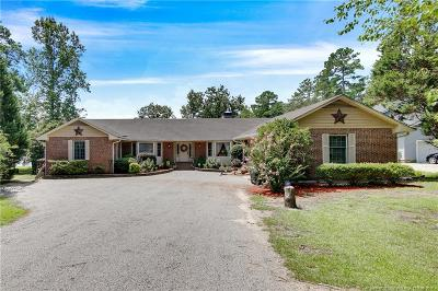 Harnett County Single Family Home For Sale: 72 Crystal Point