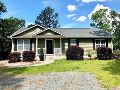 Moore County Single Family Home For Sale: 196 Capel Drive
