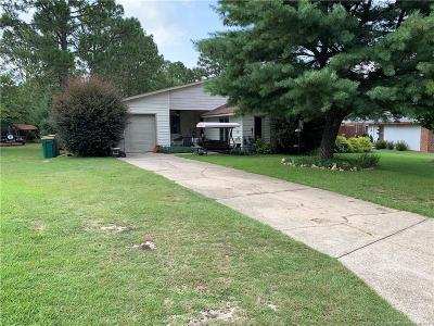 Hope Mills Single Family Home For Sale: 3726 Floyd Drive