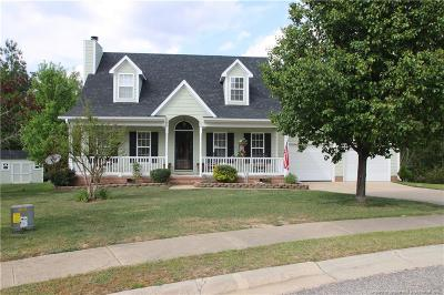 Fayetteville Single Family Home For Sale: 3205 Lillian Place