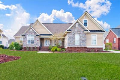 Fayetteville Single Family Home For Sale: 6517 Draycott Road