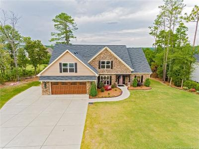 Harnett County Single Family Home For Sale: 45 Pelican Court