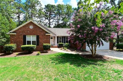 Pinehurst Single Family Home For Sale: 990 Monticello Drive