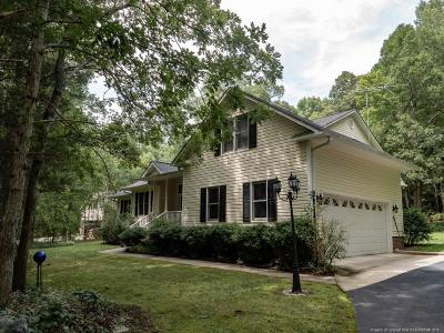 Sanford Single Family Home For Sale: 309 Doe Run Drive