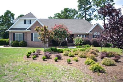 Cumberland County Single Family Home For Sale: 3306 King James Lane