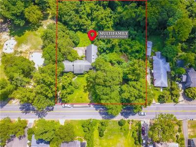 Fayetteville Single Family Home For Sale: 210 Woodside Avenue