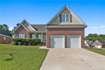 Fayetteville Single Family Home For Sale: 3951 Brookgreen Drive