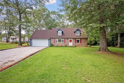 Eastover Single Family Home For Sale: 3254 Ridgefield Road