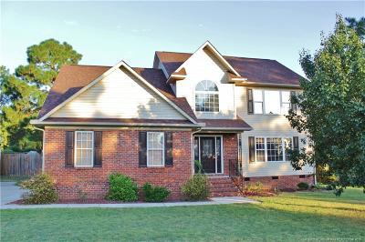 Harnett County Single Family Home For Sale: 330 Dunbar Drive