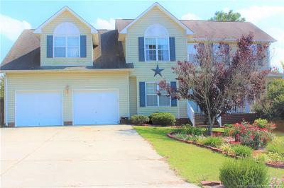 Sanford Single Family Home For Sale: 346 Cresthaven Drive