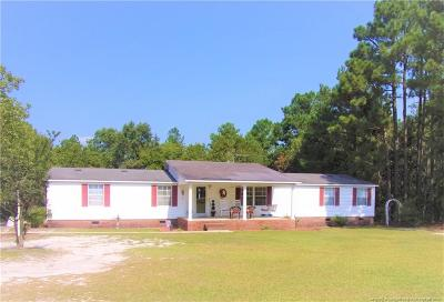 Sanford Single Family Home For Sale: 7304 Sheriff Watson Road