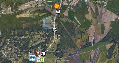 Cumberland County Residential Lots & Land For Sale: Highway 87 Highway