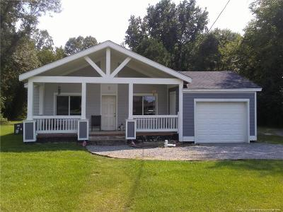 Cumberland County Single Family Home For Sale: 1316 Sapona Road