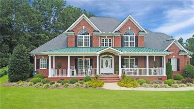 Harnett County Single Family Home For Sale: 321 Planters Lane