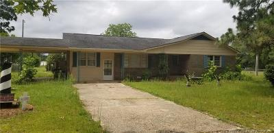 Cumberland County Single Family Home For Sale: 3615 Inman Circle
