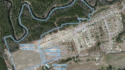 Cumberland County Residential Lots & Land For Sale: Tom Starling Road