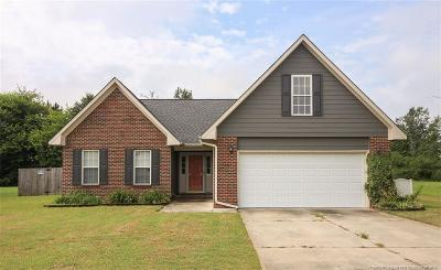 Raeford  Single Family Home For Sale: 259 Belle Chase Drive