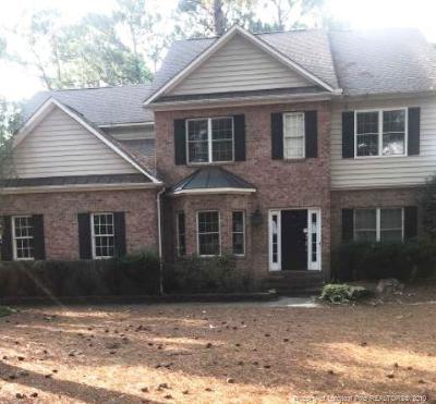 Moore County Single Family Home For Sale: 3 Sweet Birch Lane