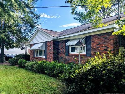 Cumberland County Commercial For Sale: 2617 Hope Mills Road