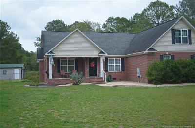 Fayetteville NC Single Family Home For Sale: $250,000