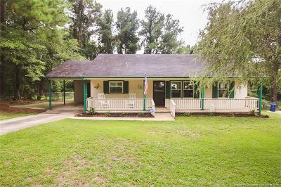 Fayetteville Single Family Home For Sale: 5107 Hayden Lane