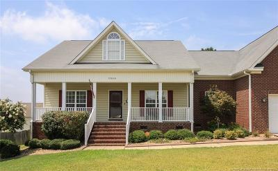 Hope Mills Single Family Home For Sale: 3920 Hunting Path Drive