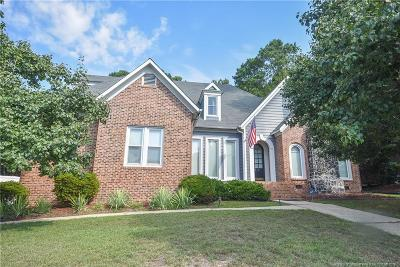 Fayetteville Single Family Home For Sale: 412 Shawcroft Road