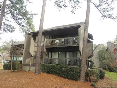 Southern Pines Condo/Townhouse For Sale: 10 Pine Tree Road #127