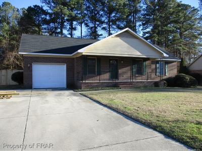 Fayetteville Single Family Home For Sale: 1998 Wheeling Street