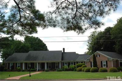 Harnett County Single Family Home For Sale: 907 W Pope Street