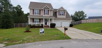 Parkton Single Family Home For Sale: 4303 Sorrel Court