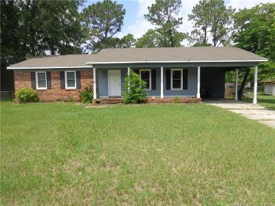 Fayetteville Single Family Home For Sale: 5754 McDougal Drive