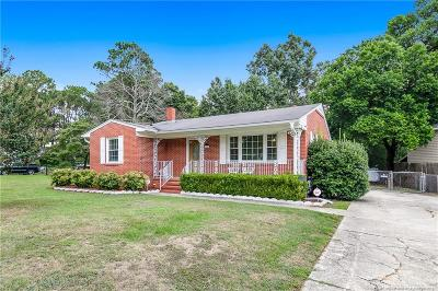 Fayetteville Single Family Home For Sale: 1003 Faison Avenue