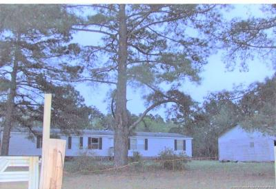 Raeford Single Family Home For Sale: 1111 Tc Jones Road