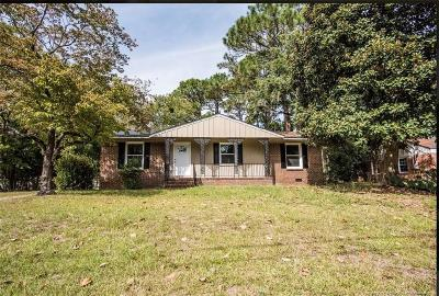 Fayetteville Single Family Home For Sale: 3914 Coventry Drive