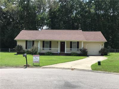 Fayetteville Single Family Home For Sale: 6712 Byford Court