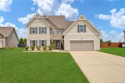Raeford Single Family Home For Sale: 225 Morning Glory Drive