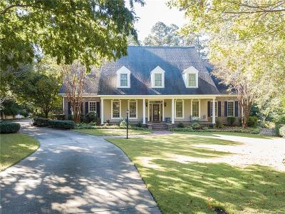 Fayetteville Single Family Home For Sale: 228 Grey Fox Lane